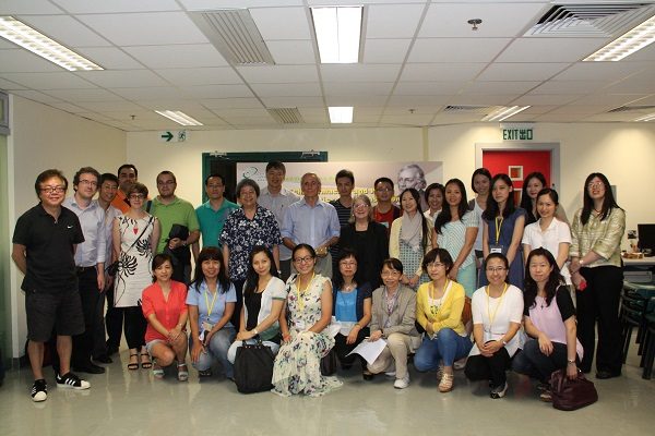 Hong Kong Translation Research Summer School, TRSS (HK) TRSS (HK) 2013: Neuroscience and Translation