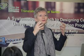 A Systematic Approach to Designing Curricula for University Translator Education Programme