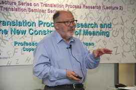 Translation Process Research and the New Construction of Meaning